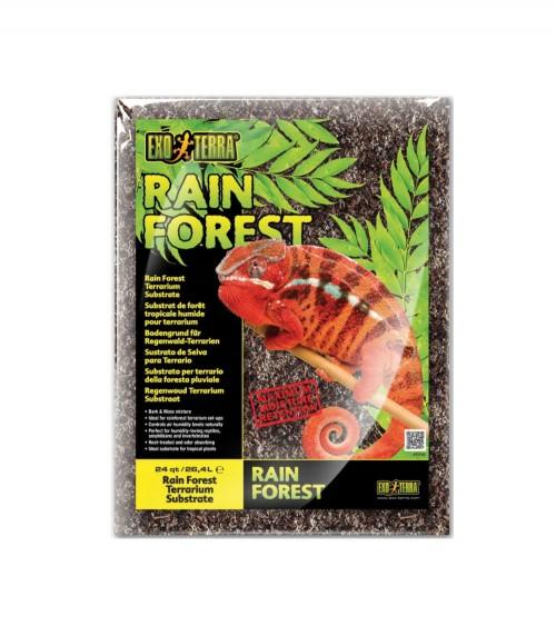 Podłoże do terrarium Rain Forest, 8,8L EXO TERRA