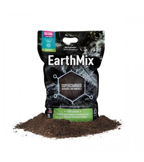 Podłoże bioaktywne EarthPro Earth Mix ARCADIA