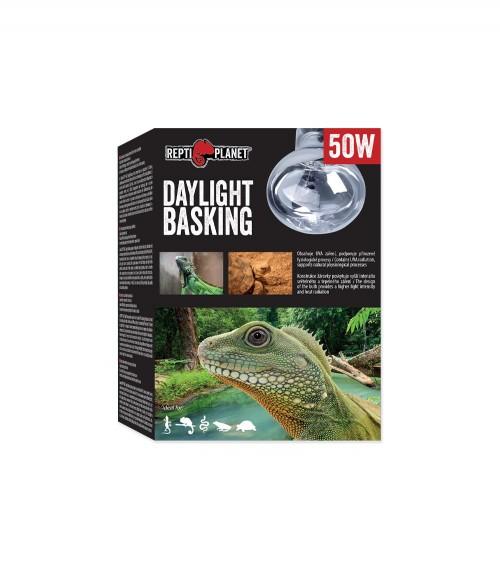 Żarówka grzewcza Daylight Basking 50W REPTI PLANET