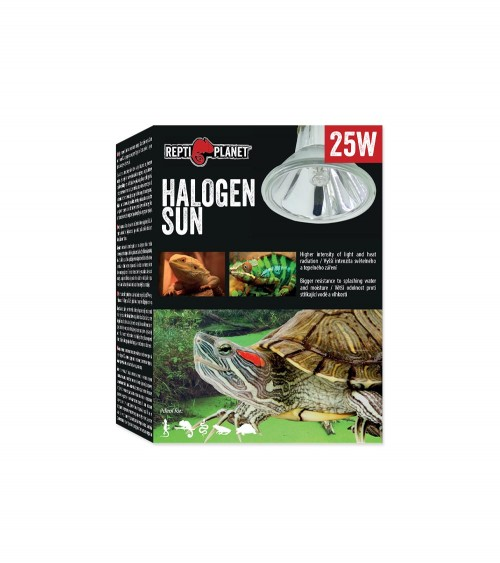 Halogen Sun 25W REPTI PLANET