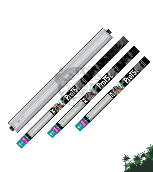 Zestaw ARCADIA T5 PRO 54W z świetlówką 6% UVB i 30% UVA
