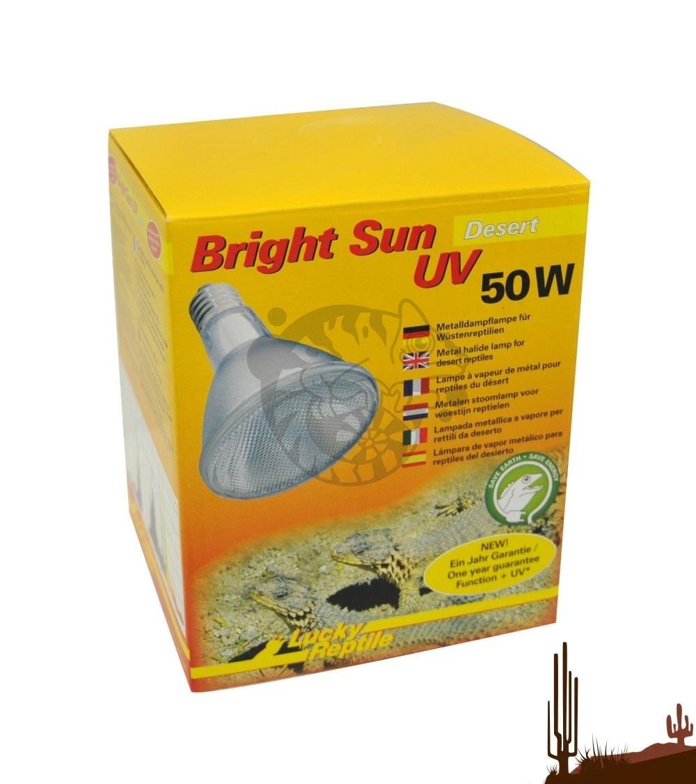 Metahalogen UVB BrightSun Desert 50W