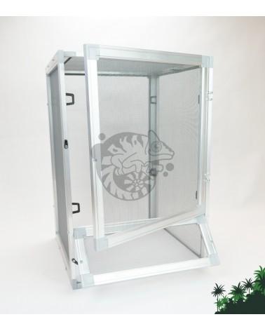 Terrarium siatkowe REPTILECHAM 50x50x100cm