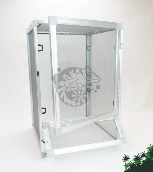 Terrarium siatkowe REPTILECHAM 40x40x60cm